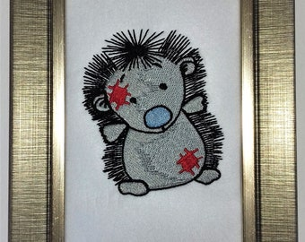 Cute Hedgehog Picture Gift