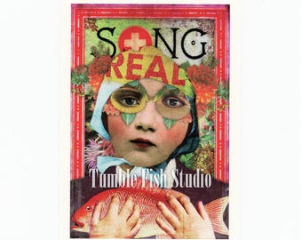 New Postcard - My Song by Tumble Fish Studio