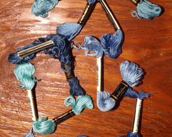 Mixed DMC Embroidery Thread - L 515