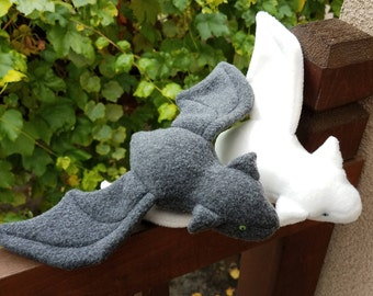 Customizable Bat Stuffed Animal Plush Plushie Toy