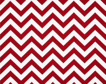 Red Valance. Red valence. Red Chevron  Valance .Red Zigzag Valance.Window Topper.