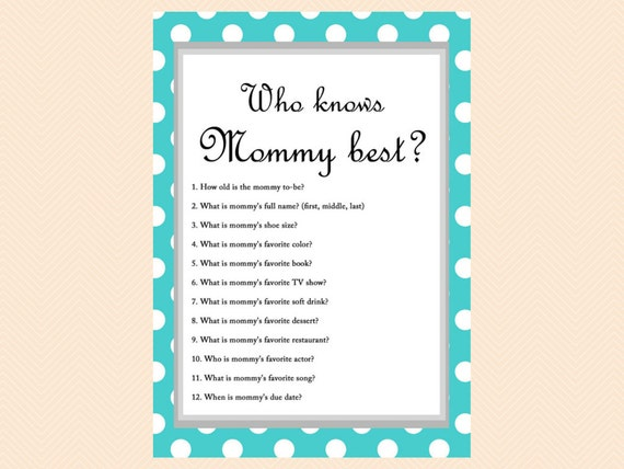 Baby Shower What To Do Baby Shower Checklist Baby Shower Checklist