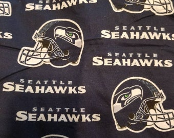 Custom  Seahawks Diaper you choose type and size Nb/Sm or Onesize