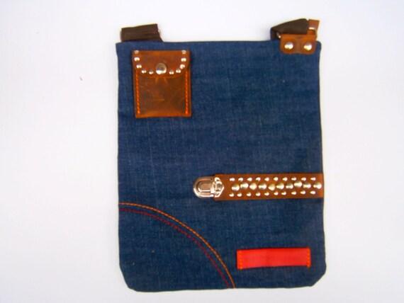 Canvas Bag, Crossbody bag, Handmade Bag,  Unisex bag, City Bag, ready to order on stock