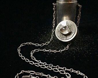 Spellkeeper Capsule Necklace