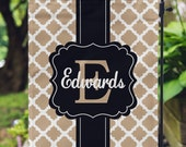 Garden Flag - Personalized Garden Flag - Personalized Yard Flag - Garden Decor - Wedding Gift - Housewarming Gift - Double Sided Flag