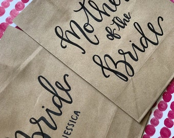 Customized gift bags- special occasion