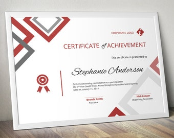 Modern corporate business certificate template for ms word diamond corporate business certificate template for ms word docx business certificate event certificate certificate of achievement accmission Images