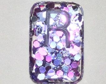 Plumberry Giant Glitter Rectangle