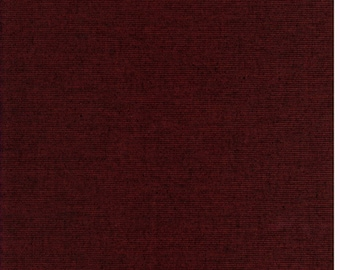 Brown corduroy fabric