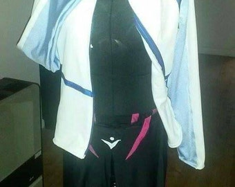 COSPLAY Nagisa Free!! swimsuit + jacket