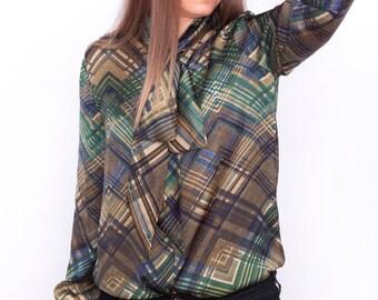 Women's Silk shirt