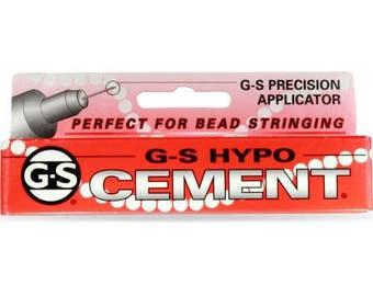 GS HYPO (Bead Tip) CEMENT - 1pk (3612)/1