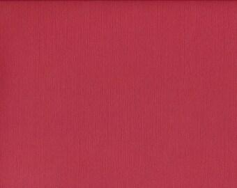 Linen cardstock (244g) red