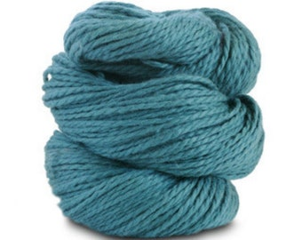 Organic Cotton Yarn Worsted, 150 Yards, Jasper