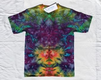 Large T-shirt Rainbow Spectrum dye #LT1617
