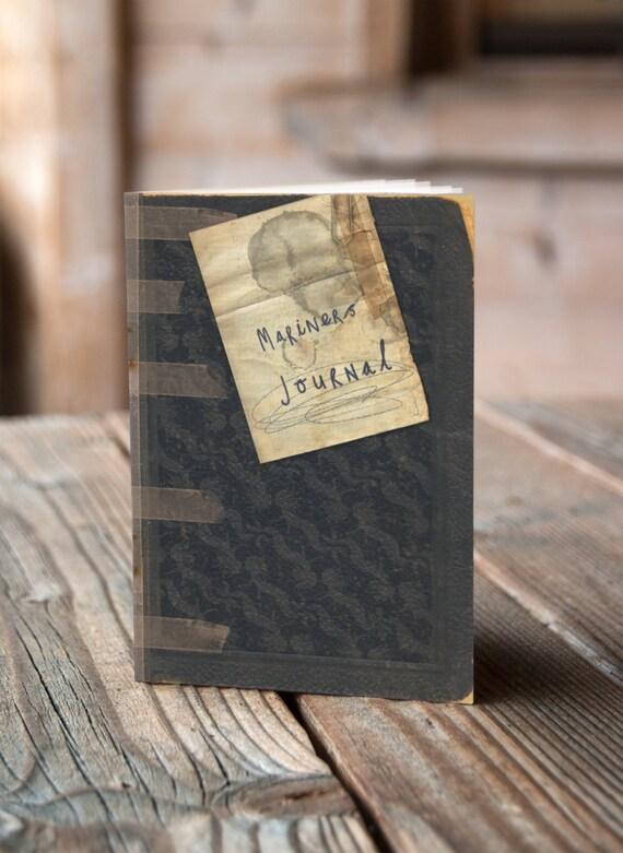 A5 Mariner's Journal -  Notebook / Sketchbook