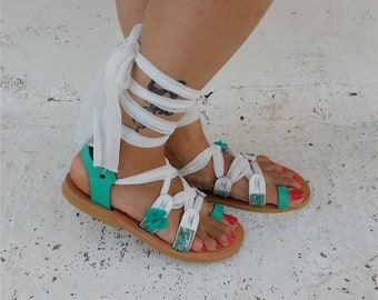 lace up sandals, gladiator sandals, Comfortable sandals, flat sandals, strappy sandals, wedding sandals, summer sandals, leather sandals