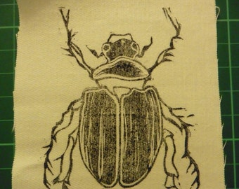 Scarab Beetle Patch