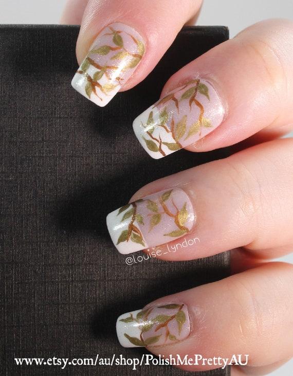 10 Elegant French Manicure Wedding Nails Press On Nails