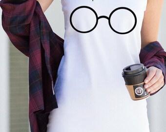 HARRY POTTER GLASSES dress