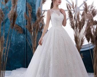 Wedding dress Priscilla''