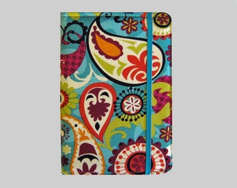 Kindle Cover Hardcover, Kindle Case, eReader, Kobo, Kindle Voyage, Kindle Fire HD 6 7, Kindle Paperwhite, Nook GlowLight Paisley