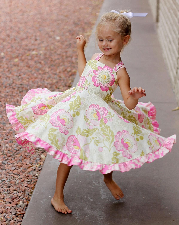Holland Dress Pattern Baby Amp Toddler