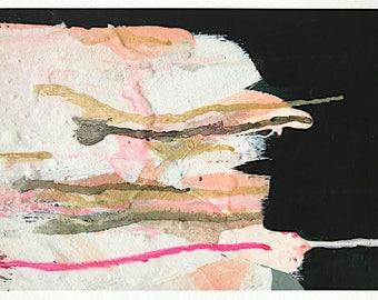 Giclee Print   Blush Pastel series