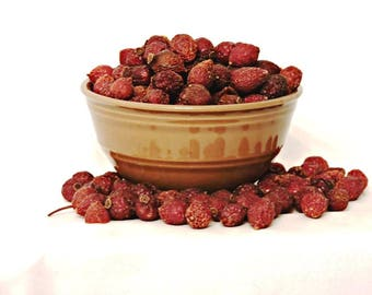 1 pound Unscented Rose Hips, unscented, Potpourri, bowl filler, dried botanical, fall decor, dried rose hips, bulk rose hips