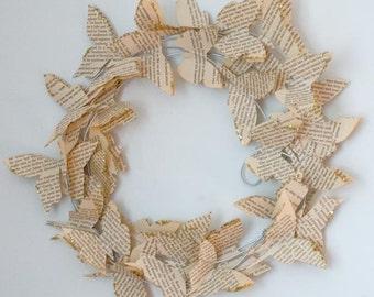 Wing of Butterfly Wreath