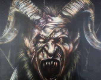 Evil Krampus