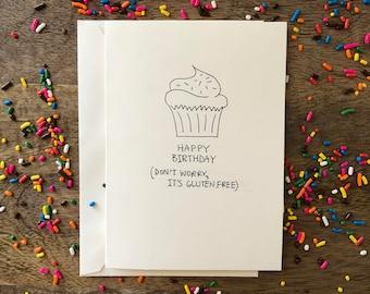 Gluten-Free Birthday