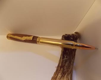 Gold 30 caliber Bullet Pen