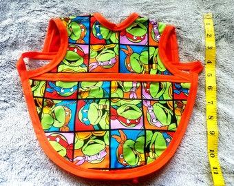 Orange teenage mutant ninja turtles