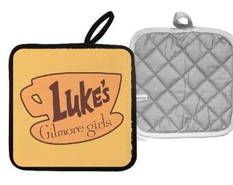 Gilmore Girls Lukes Diner Pot Holder