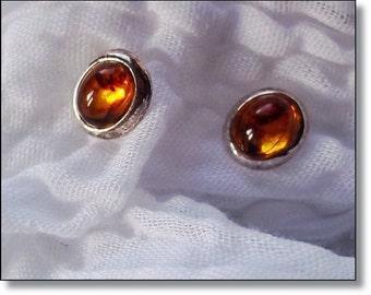 Earrings, M and S Earrings, Vintage Earrings: M&S Signed Earrings