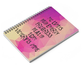 Legacy Spiral Notebook  Ruled Line