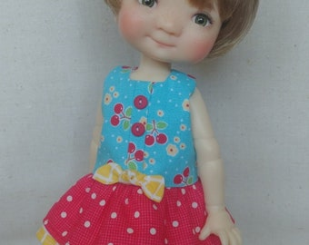 "GIGGLES made to fit 11"" Patti Meadowdoll  by Darla"