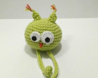 stuffed owl, owl, OWL Hooti Nonochoux
