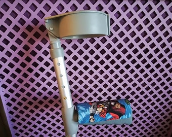 AVENGERS Padded Crutch Handle Covers - Adult & Child Sizes Available