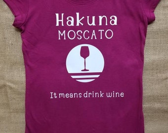 Moscato t-shirt