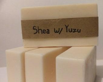 Bar Soap - Shea Butter -Yuzu
