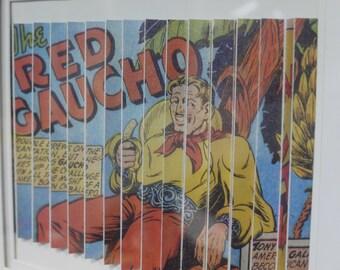 Vintage DC Comic - Red Gaucho