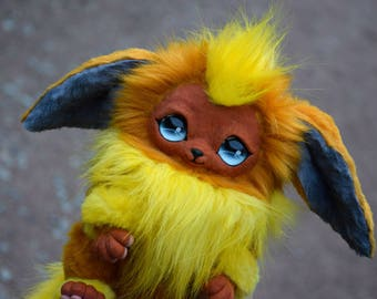Pokemon Eevee Flareon