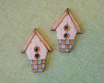 Bird House set of 2