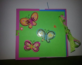 Butterfly Photo Book