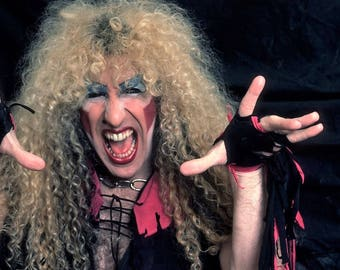 Dee Syider from Twisted Sister