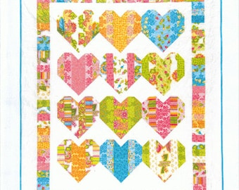 Heartstrings Quilt Pattern