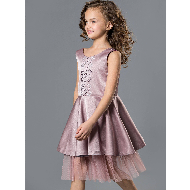 Saten girl dress Boho Chic Dress Baby Clothes Props